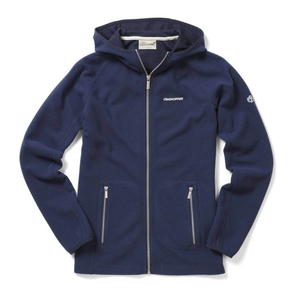 Craghoppers Women's Hazelton Hooded Jacket