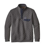Patagonia Men's Cotton Quilt Snap-T Pullover