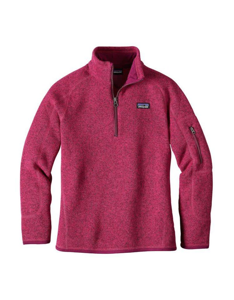 Patagonia Girls' Better Sweater 1/4-Zip