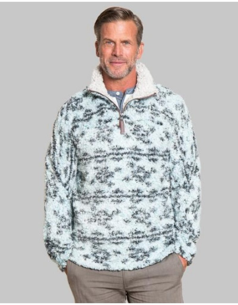 True Grit Crosses Frosty Tipped Pullover