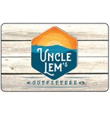 Uncle Lem's Gift Card $75