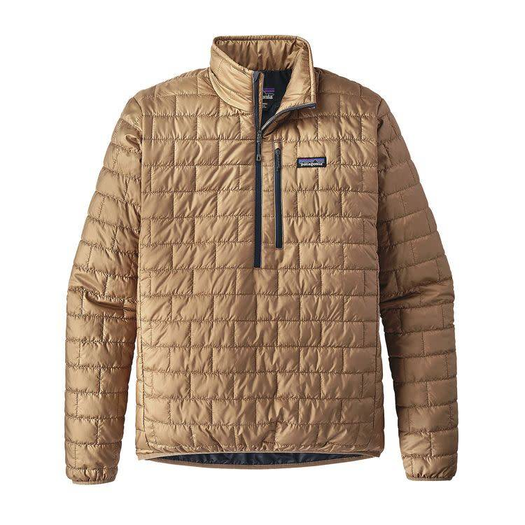 Patagonia Men's Nano Puff Pullover