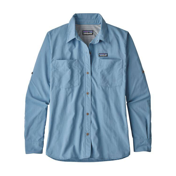 Patagonia Women's L/S Anchor Bay Shirt