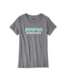 Girls' Pastel P-6 Logo Organic T-Shirt
