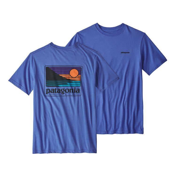 Patagonia Boys' Up & Out Organic T-Shirt