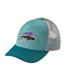 Women's Fitz Roy Bison Layback Trucker Hat