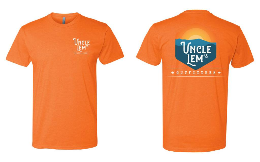 Uncle Lem's Logo T-Shirt Adult