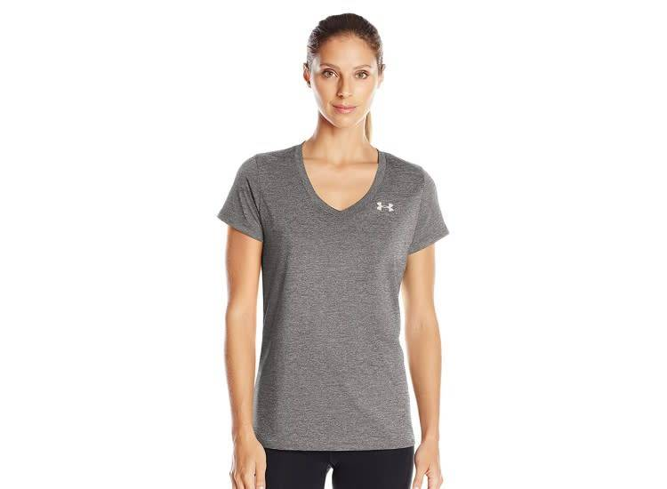 Under Armour Women's Tech Twist V-Neck Shirt
