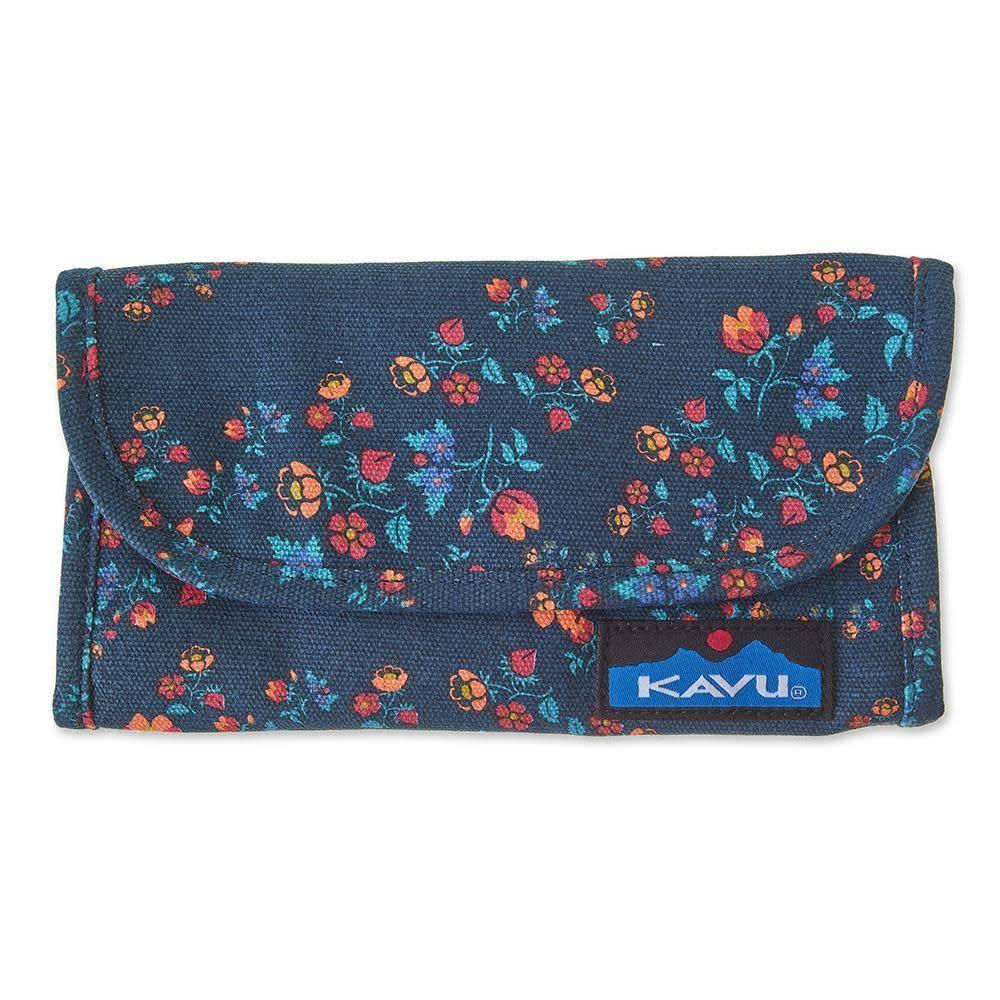 Kavu Big Spender Tri-fold Wallet