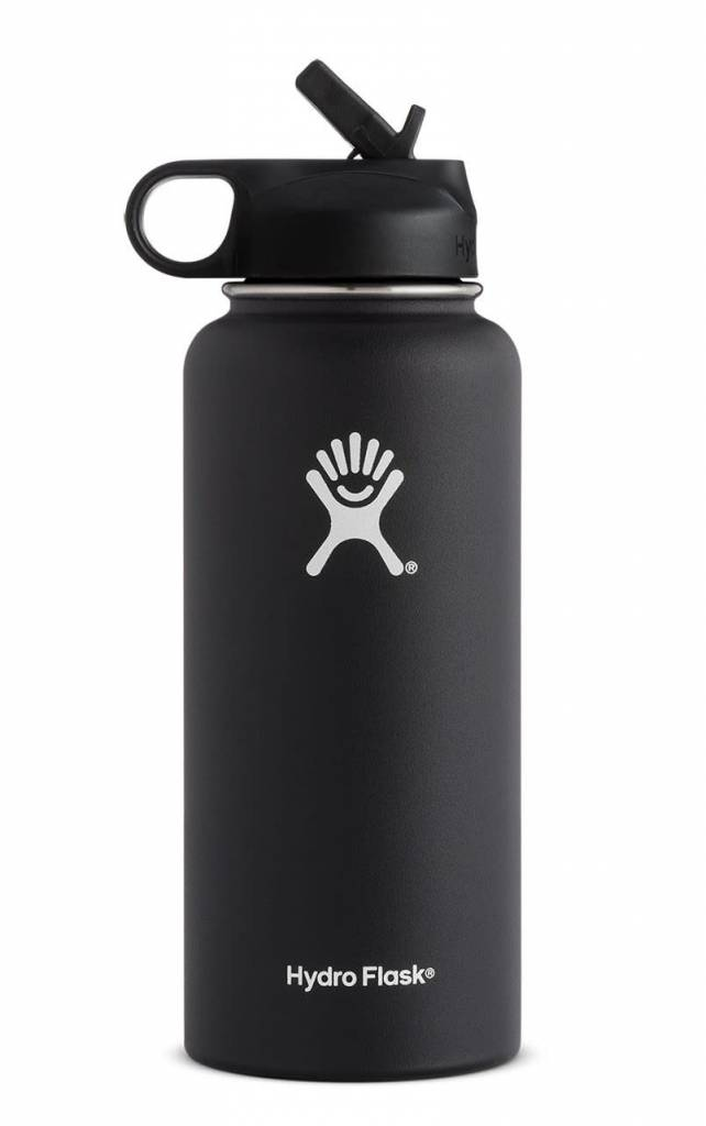 Hydro Flask 32 oz Wide Mouth w/ Straw Lid