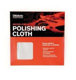 D'addario Micro Fiber Polish Cloth