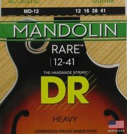 DR STRINGS HEAVY RARE MANDOLIN SET MD12