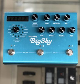 Strymon Engineering Big Sky