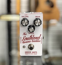 Greer Amps Greer Amps Southland Overdrive