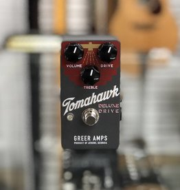Greer Amps Tomahawk Overdrive