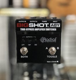 Radial Big Shot ABY - USED