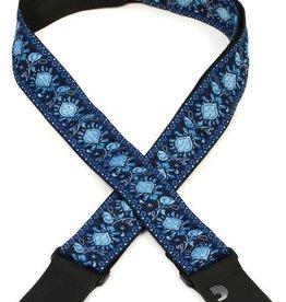 "D'addario 2"" Monterey 2 Blue Strap"