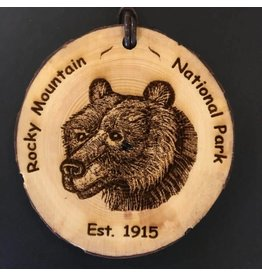 Park Bark Park Bark RMNP Bear