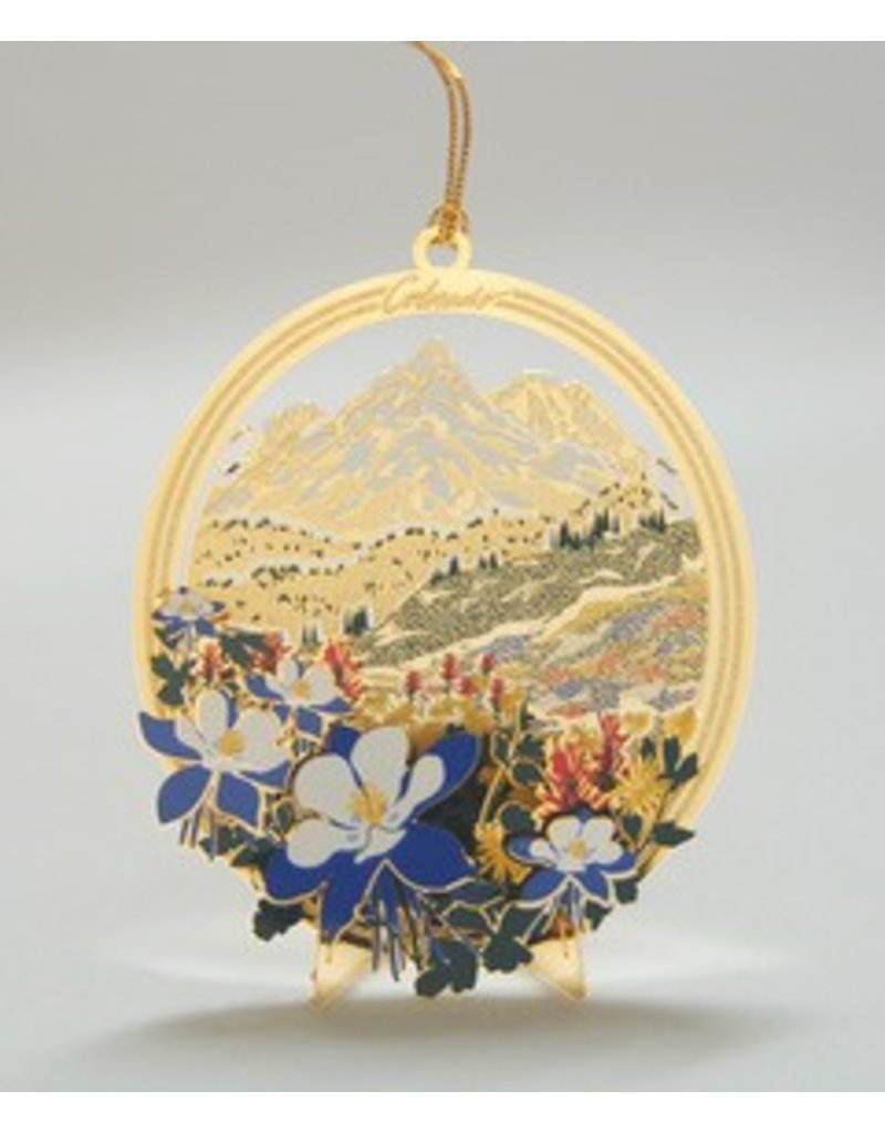 Whitney's Designs, Inc. Wildflowers 5th in Whitney's Designs Colorado Christmas Collection
