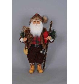 Karen Didion Mountaineer Santa