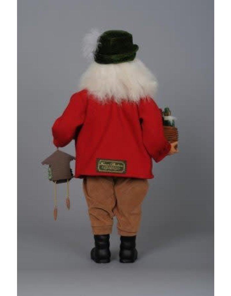 Karen Didion German Santa