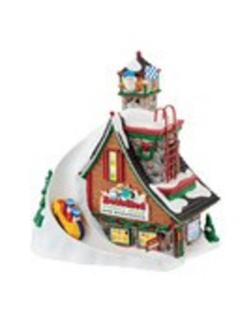 Department 56 Bob's Sled Thrill Ride