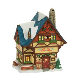 Department 56 Bavarian Cottage