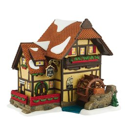 Department 56 Alpen Woolen Mill