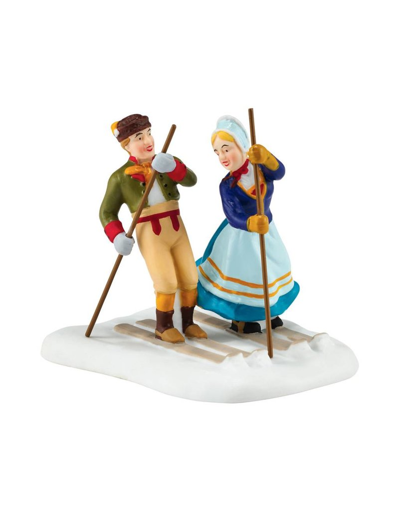 Department 56 Love on the Slopes