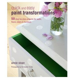 New Quick and Easy Paint Transformations
