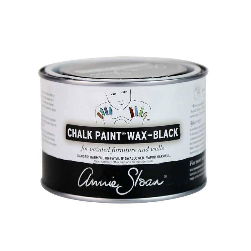 New Chalk Paint Wax - Black