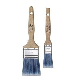 New Flat Blue Brush
