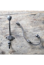 New Cast Iron Cecil Hook - Brown
