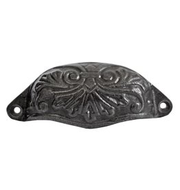New Decorative Cast Iron Pull Cup