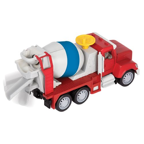 Battat Driven -  Mini Cement Mixer Truck