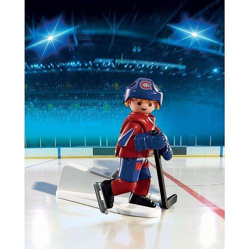 Playmobil Playmobil 5079 Joueur des Canadiens de Montréal LNH