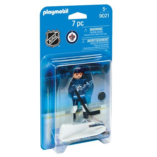 Playmobil Playmobil 9021 NHL Winnipeg Jets Player