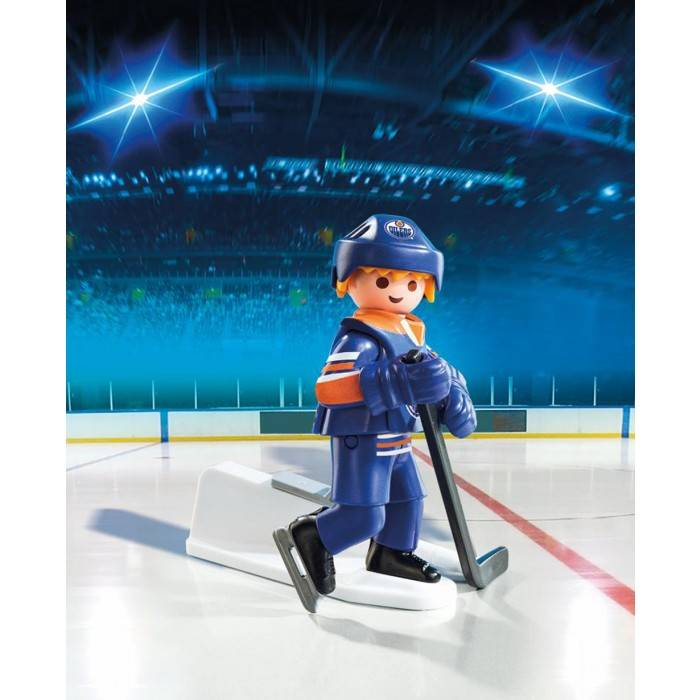 Playmobil Playmobil 9023 NHL Edmonton Oilers Player