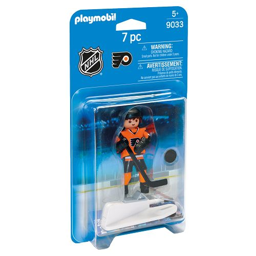 Playmobil Playmobil 9033 NHL Philadelphia Flyers Player