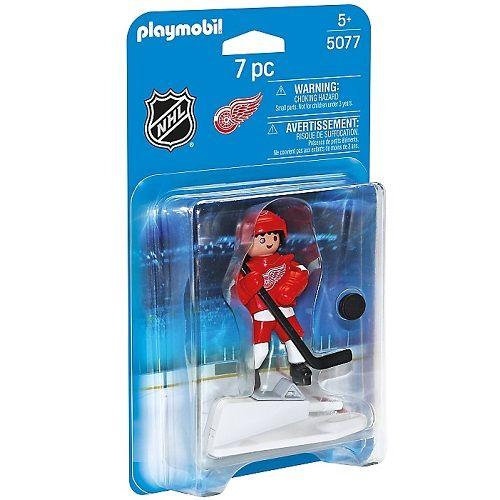 Playmobil Playmobil 5077 Joueur des Red Wings de Detroit LNH
