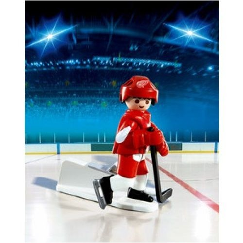 Playmobil Playmobil 5077 NHL Detroit Red Wings Player