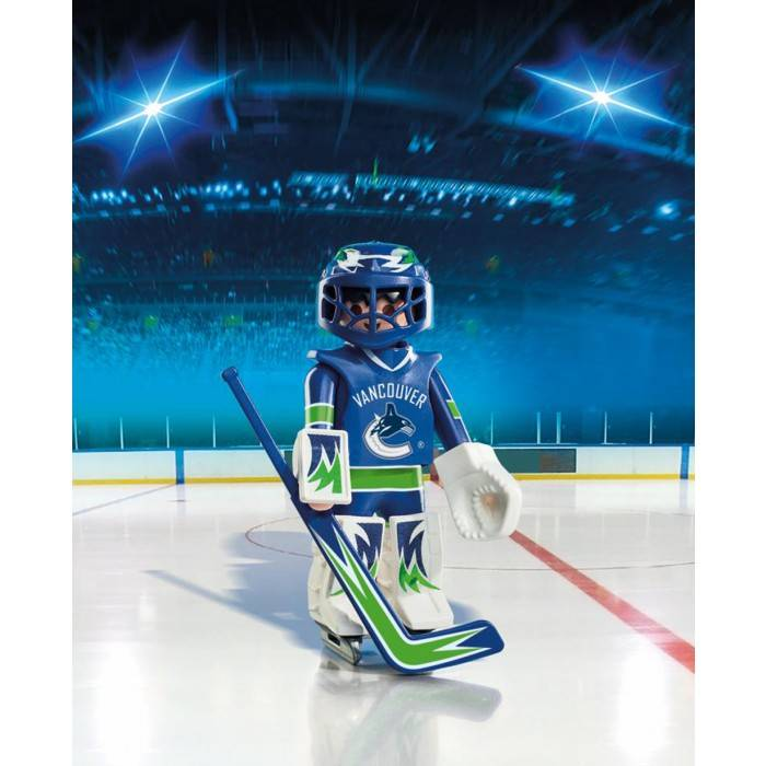Playmobil Playmobil 9036 NHL New Jersey Devils Goalie