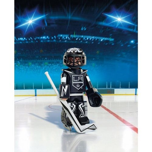 Playmobil Playmobil 9030 NHL Los Angeles Kings Goalie