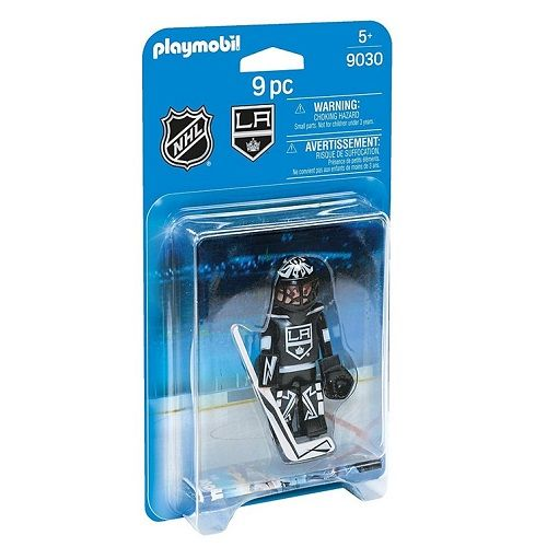 Playmobil Playmobil 9030 NHL Los Angeles Kings Goalie