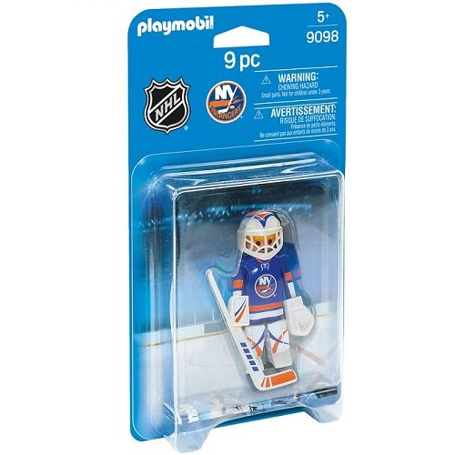 Playmobil Playmobil 9098 NHL New York Islanders Goalie