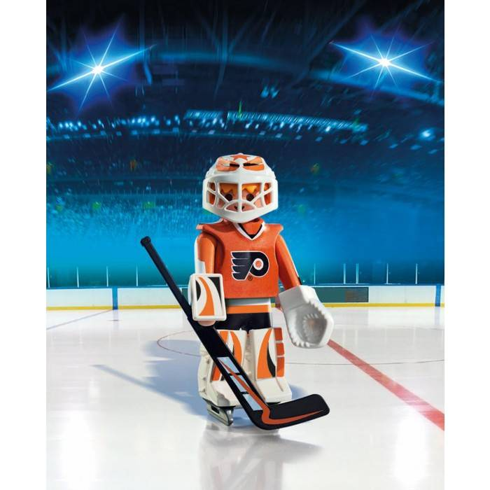 Playmobil Playmobil 9032 NHL Philadelphia Flyers Goalie