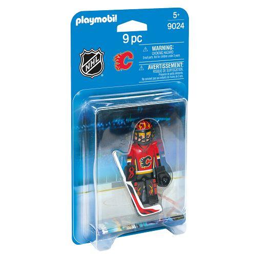 Playmobil Playmobil 9024 Gardien de but des Flames de Calgary LNH