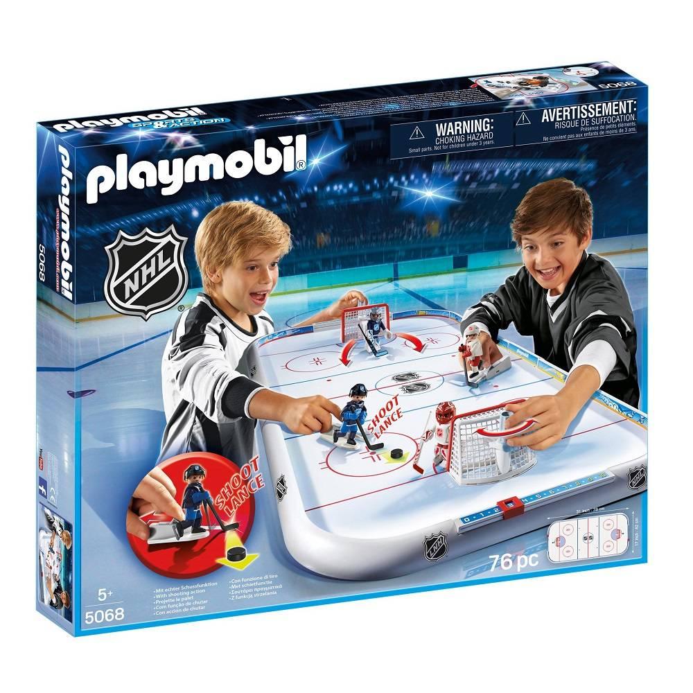 Playmobil Playmobil 5068 NHL Hockey Playset
