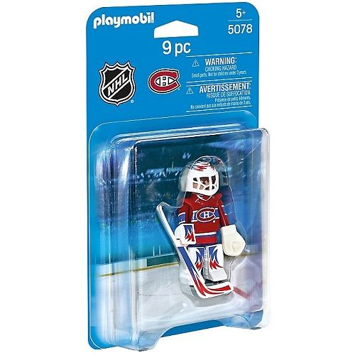 Playmobil Playmobil 5078 NHL Montreal Canadiens Goalie