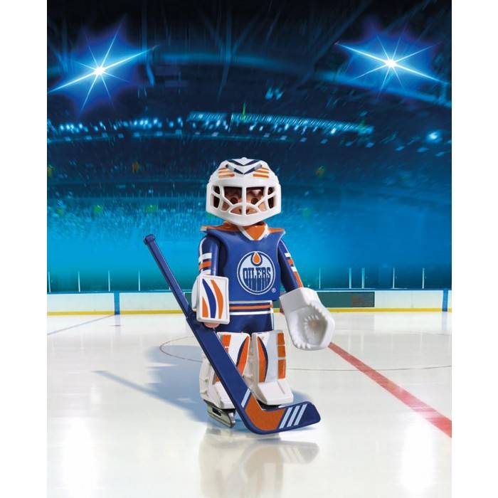 Playmobil Playmobil 9022 NHL Edmonton Oilers Goalie